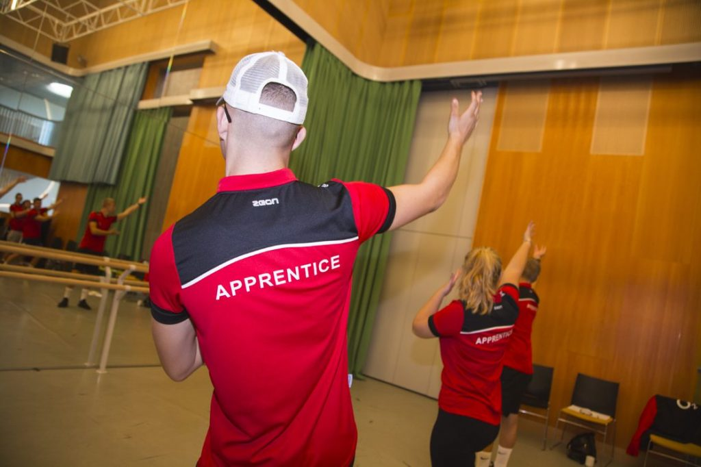 Apprentice opportunities at Active Fusion
